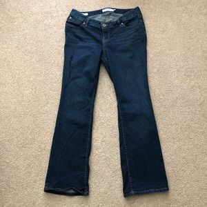 Torrid Mid Rise Relaxed Bootcut Jeans